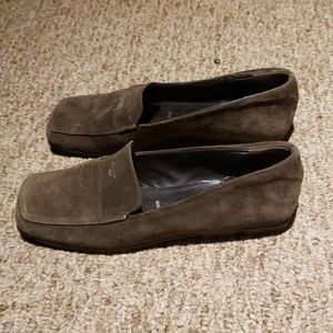 Prada vintage driving loafer Authentic